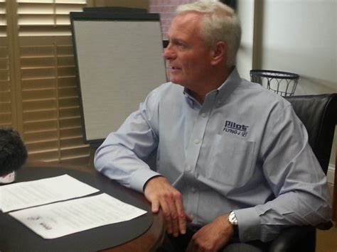 pilot flying j ceo jimmy haslam addresses trucking