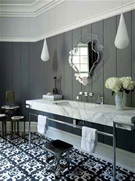 art deco decorating ideas modern bathrooms stylish bathroom decorating in art deco