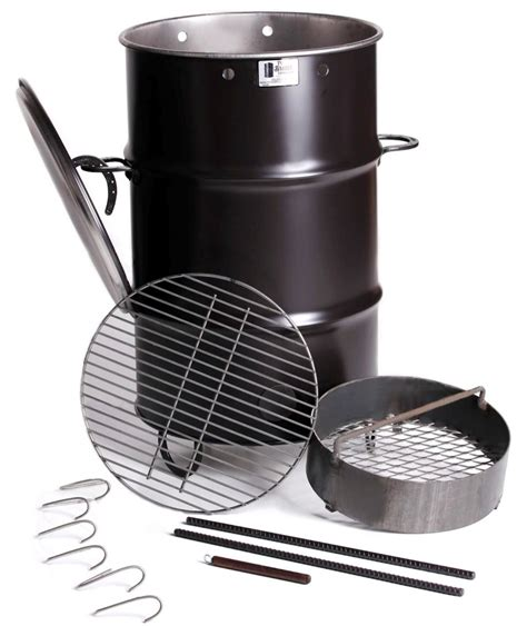 Building Testing My Pit Barrel Smoker In 2018 Diy Pit Barrel Smoker Barrel Pit Barrel Cooker Charcoal Smoker Review Bbq Grilling