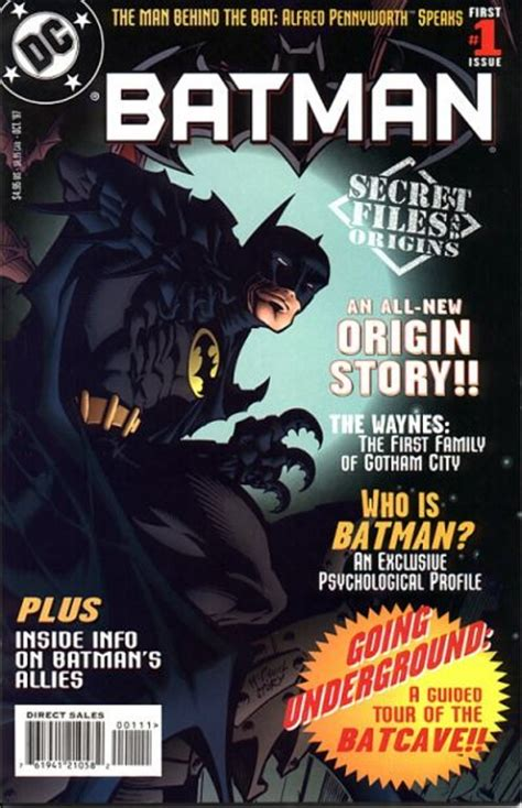 sas zero hour the secret origins of the special air service books batman secret files and origins vol 1 1 dc comics database