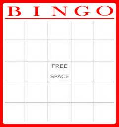 Bingo Card Template Free by 4 Best Images Of Auto Bingo Printable Free
