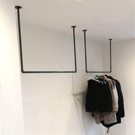 kleiderstange decke industriedesign m 246 bel individuell auf ma 223 gefertigt