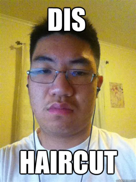 Dis Meme - dis haircut dis david quickmeme