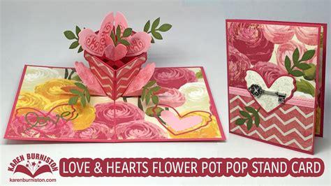 twisting hearts pop up card template twisting hearts pop up card template choice image templates design ideas