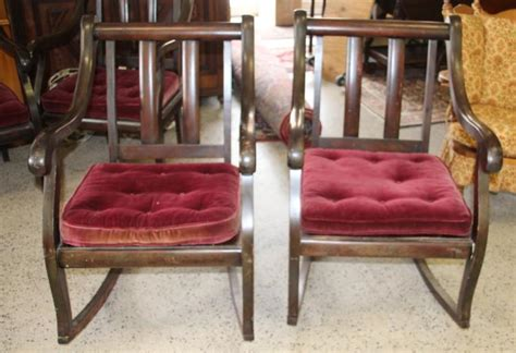 sofas and chairs new orleans antique new orleans furniture co rocking chairs