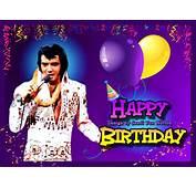 Image Gallery Happy Birthday Elvis