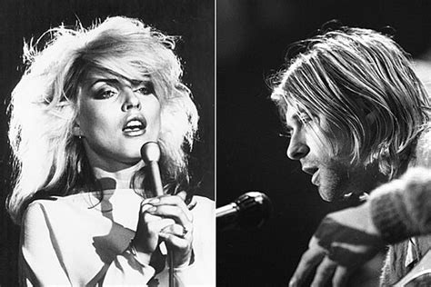 Vs Nirvana blondie vs nirvana song parallels