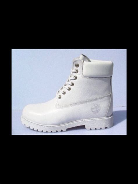 all white timberland boots for 28 images timberland