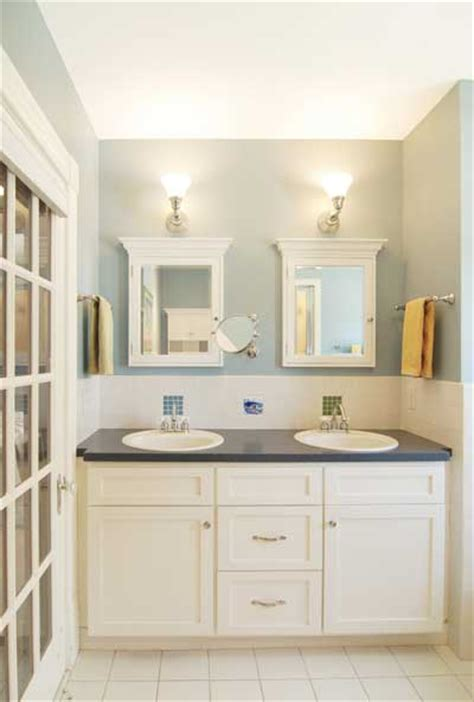 white cabinets bathroom design classic interior 2012 modern bathroom cabinets