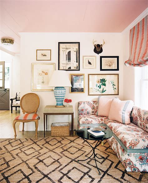 find the perfect pink paint color the experts share their pink walls living room www imgkid com the image kid