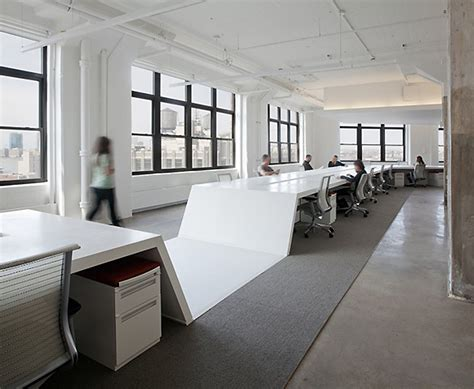 media office interiors horizon media offices by a i architecture new york