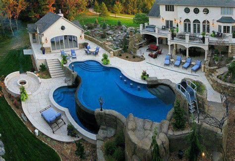 Awesome Backyard Pools Backyard Awesome Pools