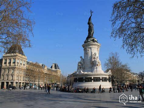 appartamenti affitto parigi privati affitti parigi 11o distretto in un appartamento per vacanze
