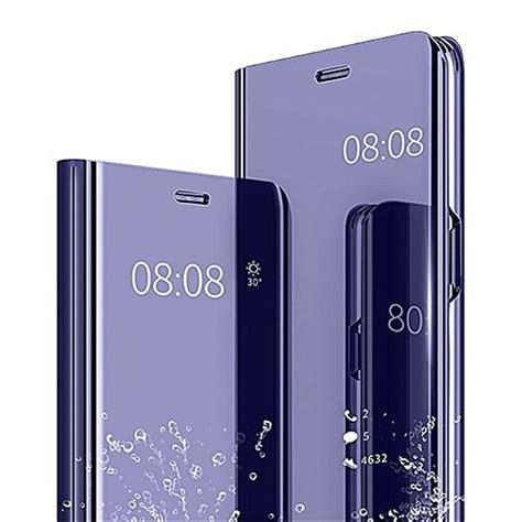generic samsung galaxy s10 plus plating mirror leather purple blue best price jumia kenya