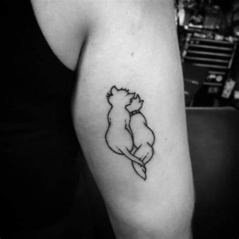 cat tattoo designs tumblr best 25 minimalist cat tattoo ideas on pinterest