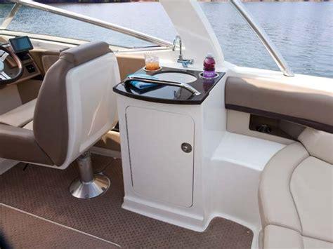 the 250 slx yacht interior credit sea ray yacht - Sea Ray Boat Interiors
