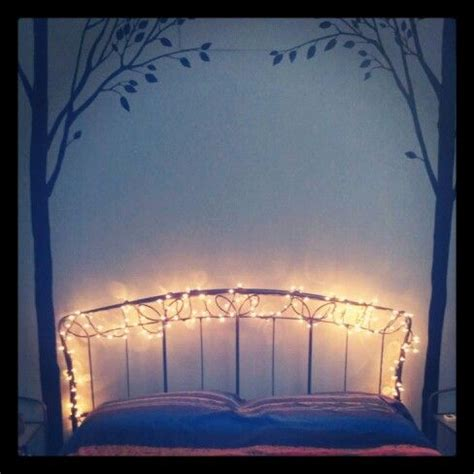 String Lighting For Bedrooms My Bedroom Bedroom Fireflies Stringlights Roominspiration String Lights Bedroom