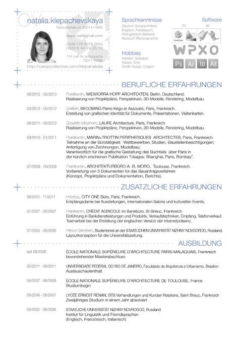 Cv Auf Curriculum Vitae Curriculum Vitae