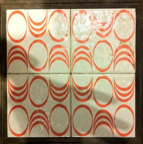 Handmade Moroccan Tiles - diy handmade tiles as trivets improvised