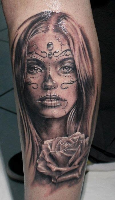 17 best images about tatouage catrina on pinterest sugar