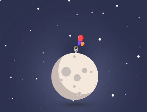 minimalist space astronaut minimalism hd artist 4k wallpapers images