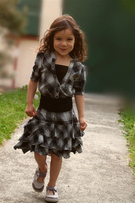 country  girl dress sewing projects burdastylecom
