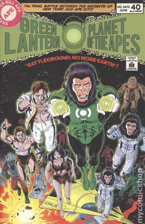 planet of the apes green lantern books planet of the apes green lantern 2017 comic books