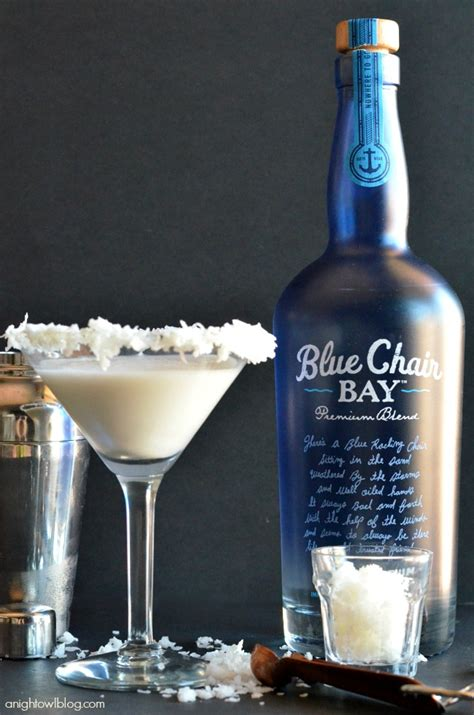 Where Is Blue Chair Bay Rum Made by Coconut Martini