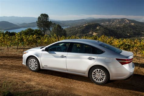 Toyota Avalon 2013 Price 2013 Toyota Avalon Hybrid Reviews Specs And Prices Cars