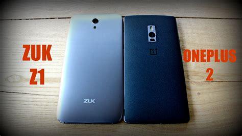 Lenovo Zuk 2 lenovo zuk z1 vs oneplus 2 comparison