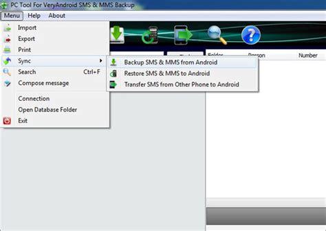 connect android to pc connect android to pc for sms backup