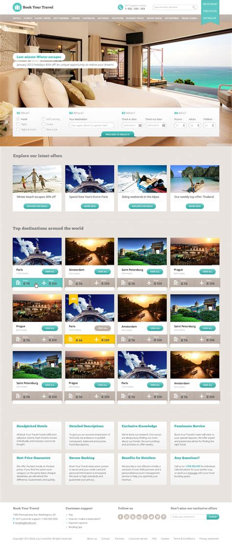 travel booking template book your travel booking template by themeenergy