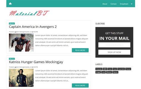 Best Free Blogs 200 Best Free Responsive Templates