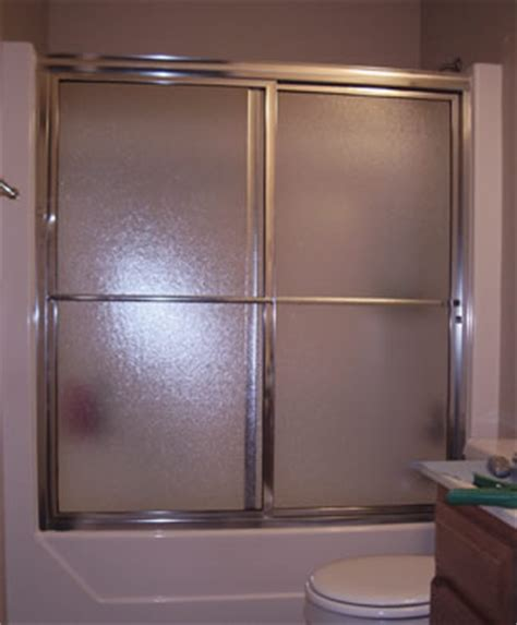 bathtub shower doors with mirror framed and semi framed tub and shower enclosures by