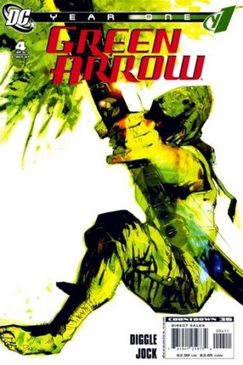 Green Arrow Year One green arrow year one volume comic vine