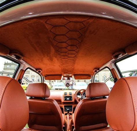 Car Upholstery Shops - 10 cool custom headliners on instagram auto addiction