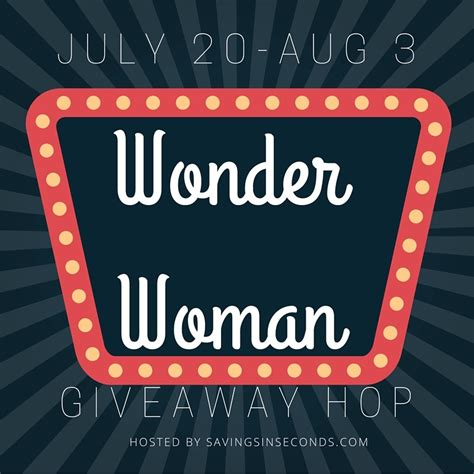 Wonder Woman Giveaway - pique tea crystals review giveaway the homespun chics