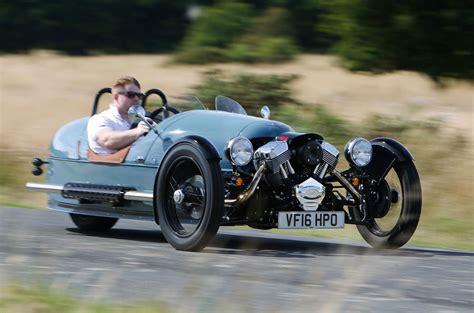 three wheeler review 3 wheeler term test review report autocar