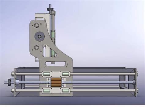 design and make cnc diy cnc stl step iges solidworks other 3d cad