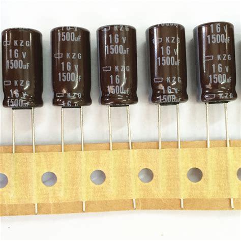 electrolytic capacitor kzg kzg capacitor 28 images 5pcs 2200uf 10v 10x25 ncc kzg low esr 10v2200uf 10 pcs ncc kzg 16v
