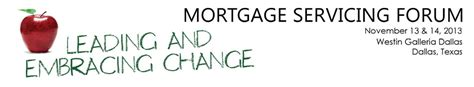 Mba Mortgage Services Inc by Tmba Southern States Servicing Conference