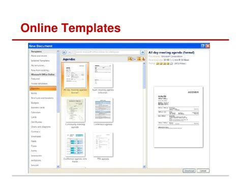 templates in word 2007 word 2007 templates