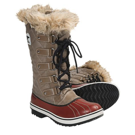 sorel boots sorel tofino canvas pac boots for 5616t