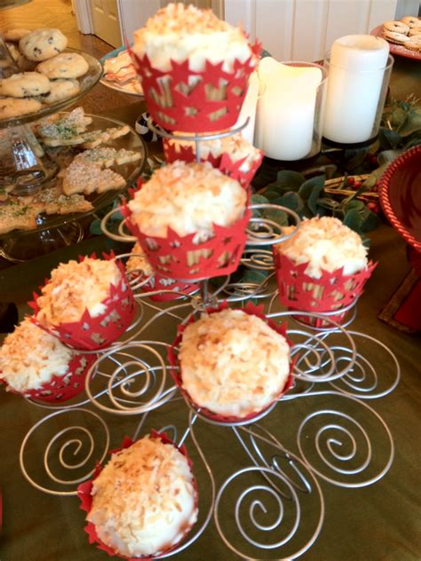coconut cupcakes ina garten barefoot contessa s recipe cookies and cocoa 2011 shareen s food and travel adventures