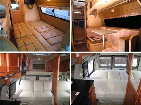 great west vans classic class  motorhome roaming times