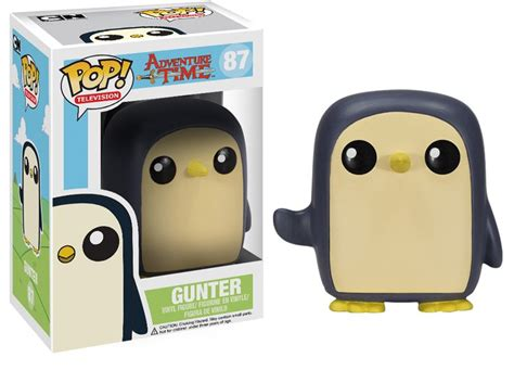 Heads For Time by Figurka Adventure Time Pop Gunter