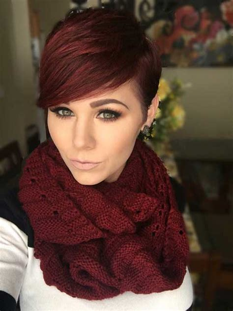 16 Rocking The Pixie Cut by 1000 Ideas About Hair On Hair