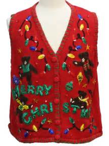 ugly sweater for christmas long sweater jacket