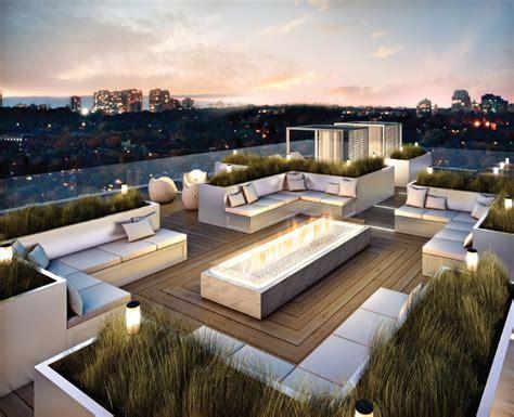 arredi terrazzi design illuminazione per terrazzi