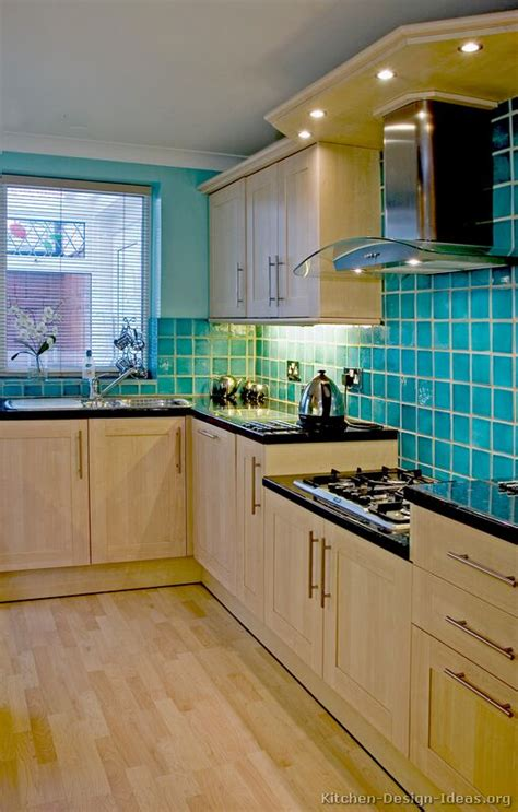 Teal Kitchen Ideas pictures of kitchens modern light wood kitchen